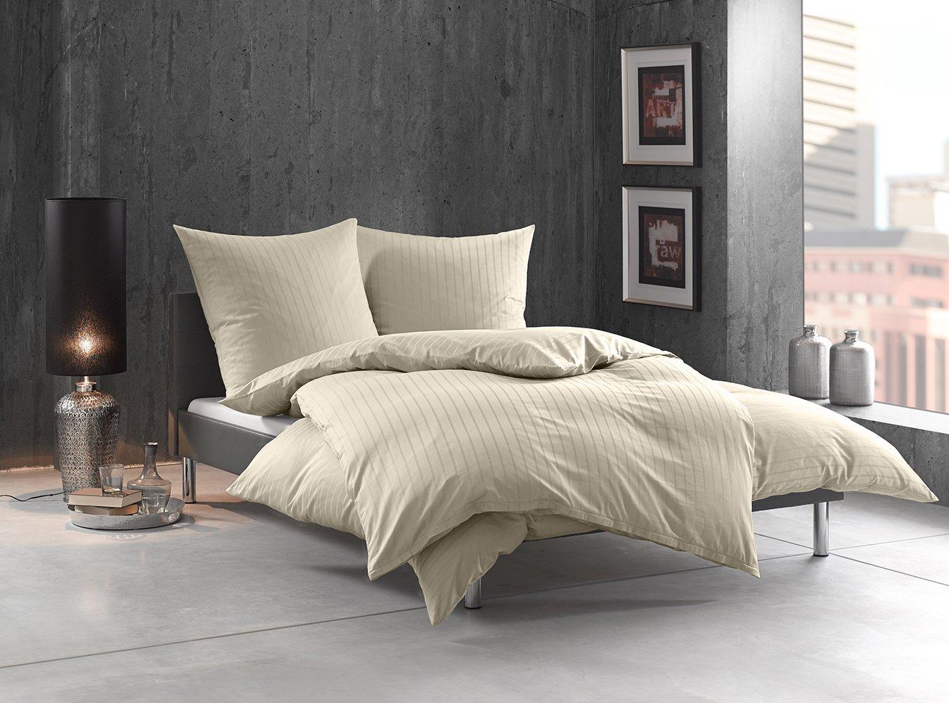 Bettdecken Bettbezüge Bettwaesche Mit Stil Mako Satin Damast
