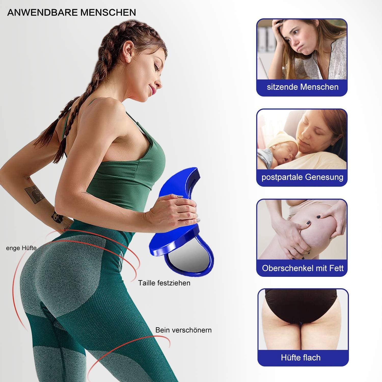H/üften Muskel Beckenbodenmuskel Oberschenkeltrainer sigando Hip Trainer Exerciser