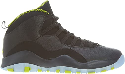 825d91954bd NIKE Air Jordan Retro 10 X Basketball Shoes Sneaker Black Green. AIR Jordan  Retro 10  Venom  ...