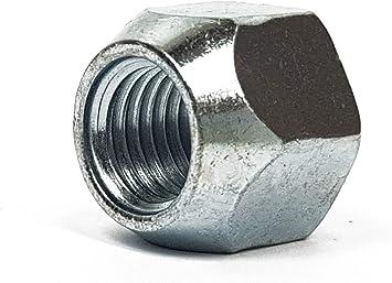 Chrome Boulon de roue écrou Couvre GEN2 21 mm pour Kia Sedona 98-06 Mk1