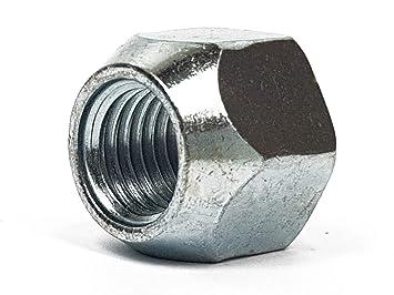 1 pieza tuercas rueda M12 x 1,25/SW21/kebu/carbonado/