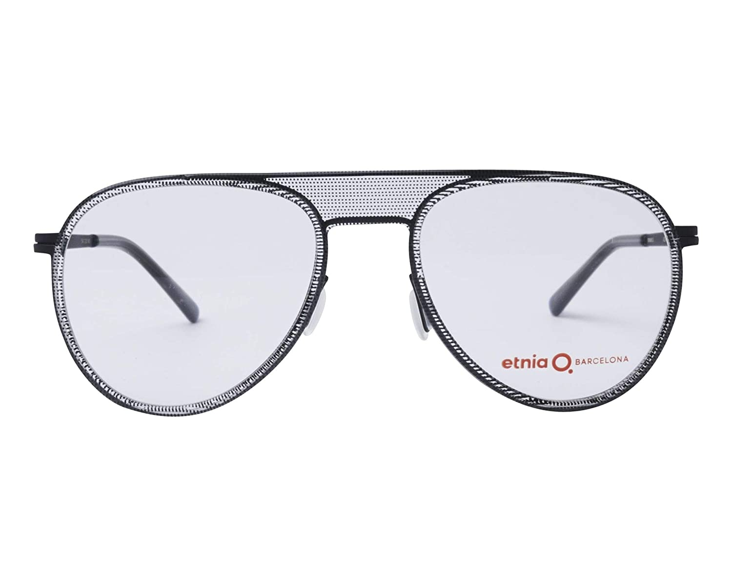 Amazon.com: Etnia Barcelona frame (AKASHI BK) Metal - Acetate Black print - Matt Black: Clothing