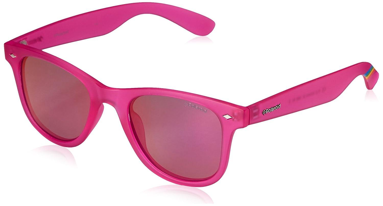 Polaroid PLD 6009/N M AI IMS Gafas de sol, Rosa (Bright Pink Grey Speckled Pz), 50 Unisex Adulto