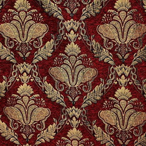 Paoletti Shiraz 130X170 Throw Burg, Polyester, Burgund, 130x170cm