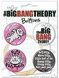 Ata-Boy The Big Bang Theory Soft Kitty Set of 4
