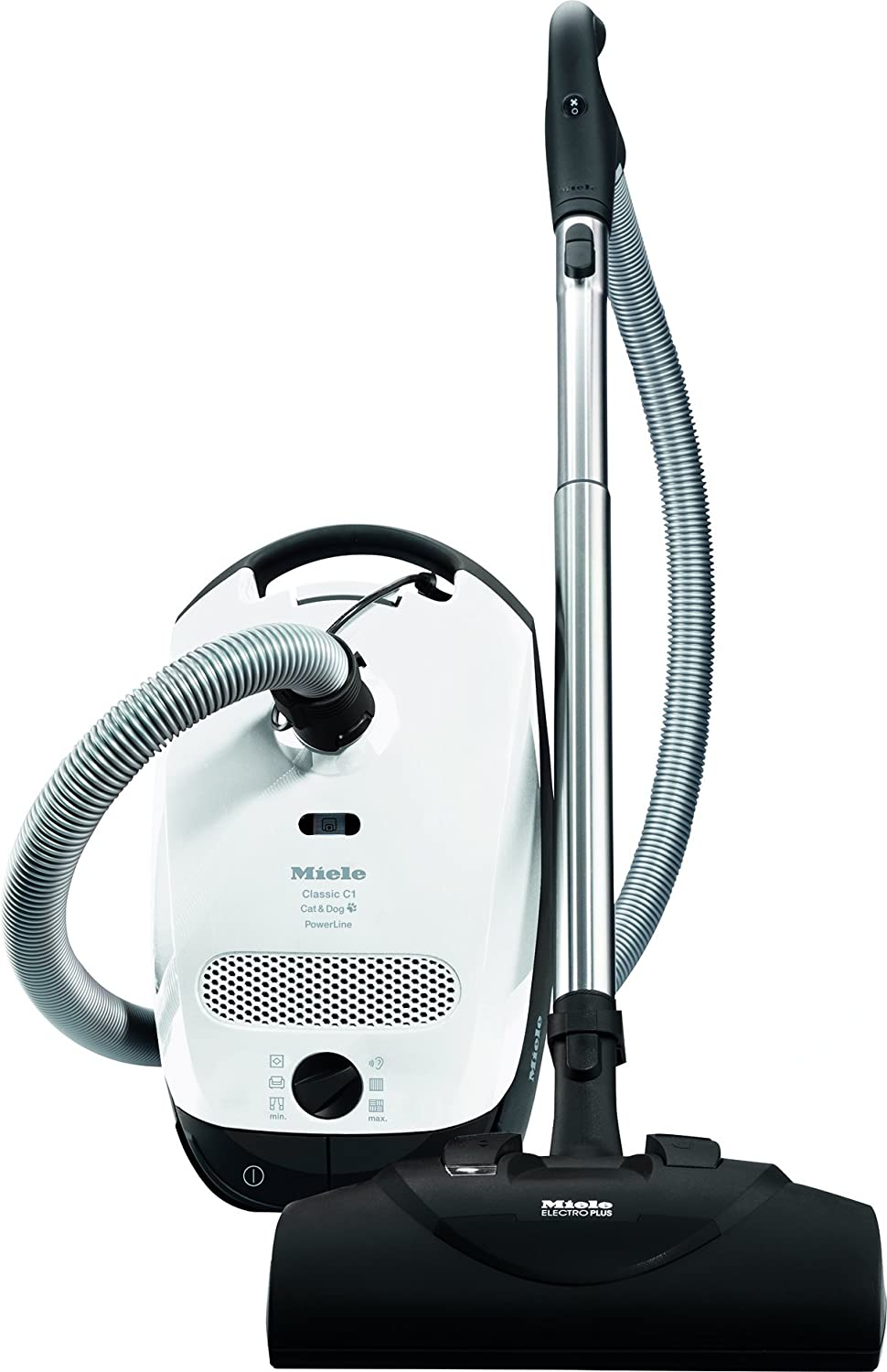 ​Miele Classic C1 Cat & Dog Canister Vacuum Cleaner