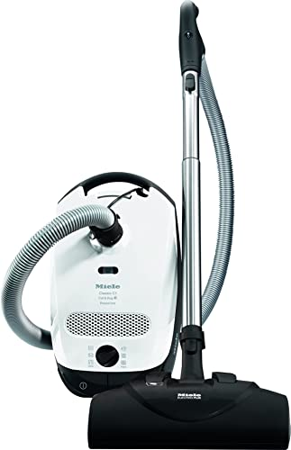 Miele Classic C1 Cat Dog Canister Vacuum Cleaner