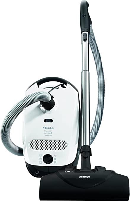 amazon com miele classic c1 cat and dog canister vacuum cleaner rh amazon com Miele Vacuum Replacement Parts Miele Canister Vacuum