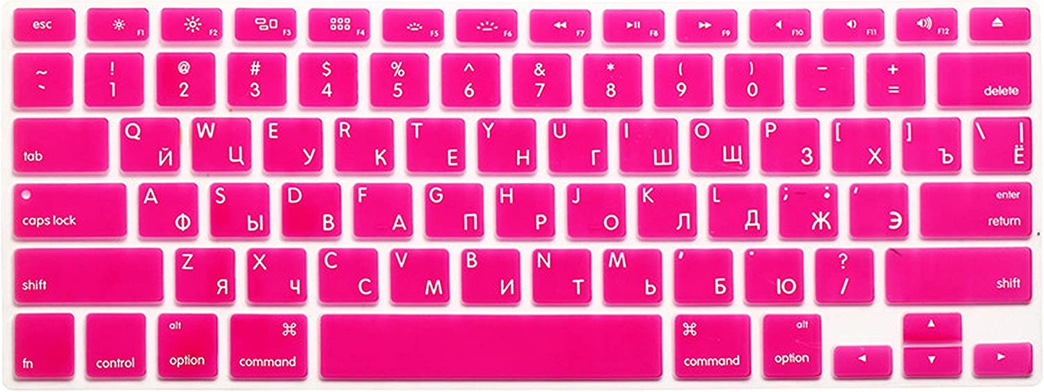 Shortcut Keyboard Cover Skin for MacBook 13 15 inch A1706 A1707-one/_Color
