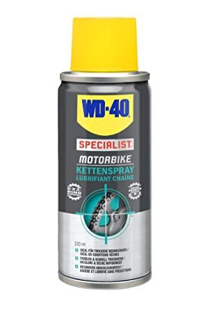 7f0676266c832 WD-40 Specialist moto lubrifiant chaine conditions sèches 100 ml
