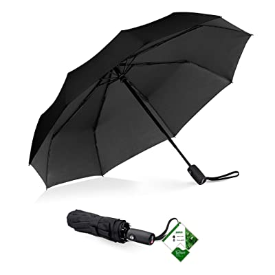 Repel Windproof Travel Umbrella with Teflon