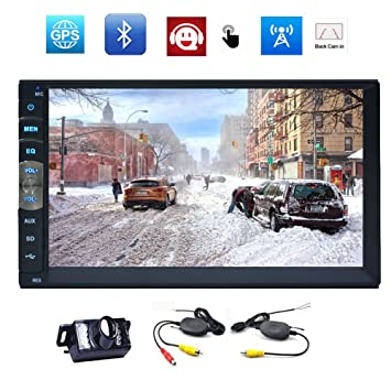 Sistema Multimedia Audio estéreo EinCar Linux coche MP5 Video Player Radio GPS Naviogation coches en Dash