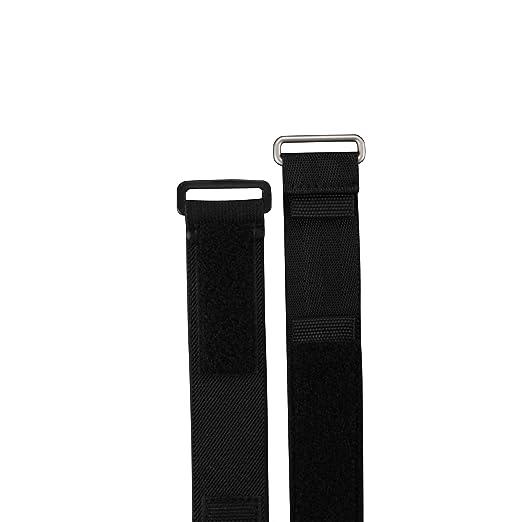 1 opinioni per Garmin, serie Fenix, cinturino a strappo estensibile con ganci e asole