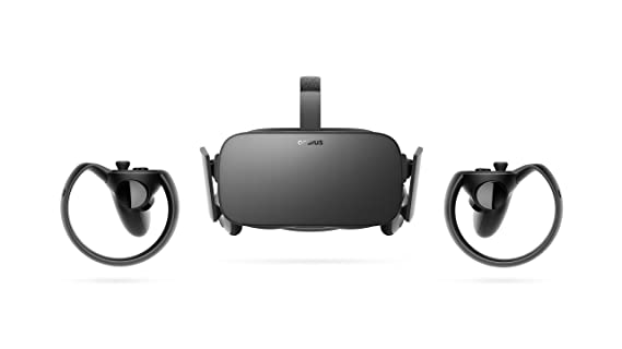 48166787f6da Oculus Rift + Oculus Touch Bundle  Computer and Video Games - Amazon.ca