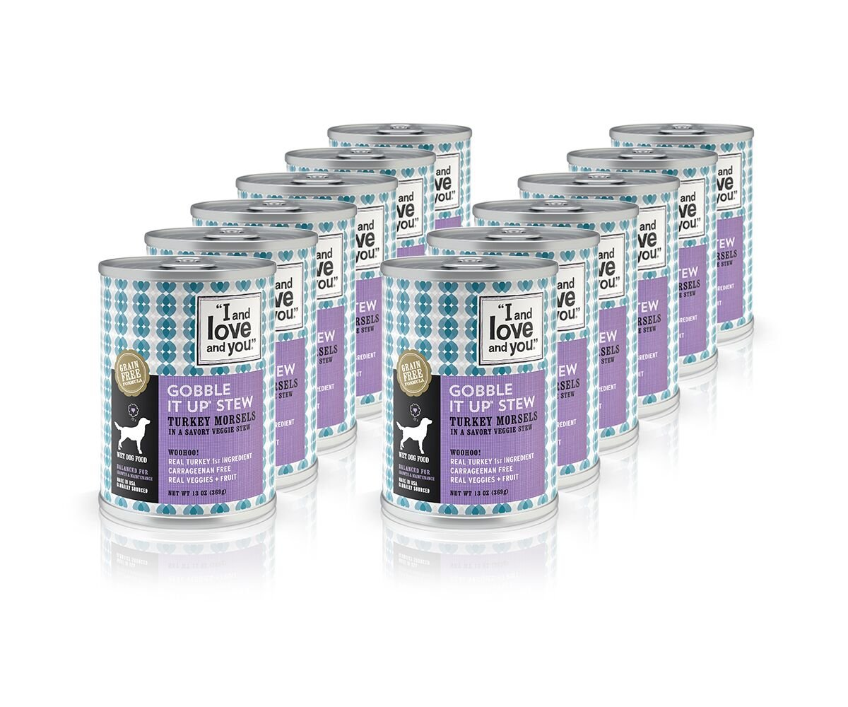 I and love and you Grain Free Canned Dog Food