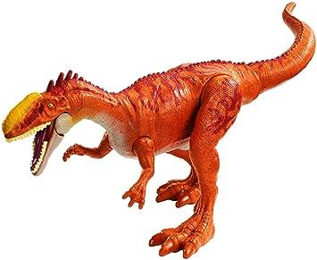 Salvaje Sdos Gcr54 Mattel Dinosaurio World Mod Jurassic Ataque 3jRq4c5ALS