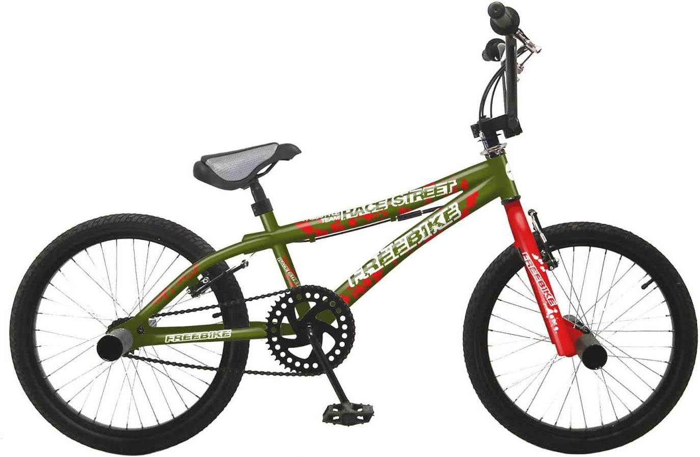 MITICAL Bici BMX Freestyle Niño (Talla: T.U.): Amazon.es: Deportes ...