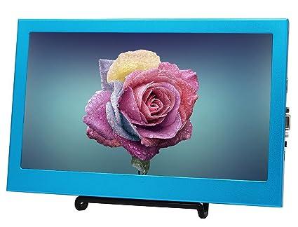 LANDZO 11 6 Inch 1920X1080 HDMI PS3 PS4 WiiU Xbox360 1080P LED Display  Moniter for Raspberry Pi 3, 2 1 Model BB Plus Windows 7 8 10 System (LANDZO