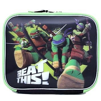 Bolsa para el almuerzo - Teenage Mutant Ninja Turtles - TMNT ...