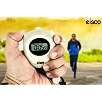 EISCO LCD Digital Professional Stopwatch with Instruction Manual