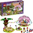 LEGO 41392 Friends Nature Glamping Outdoor Adventure Playset with Tent and Olivia and Mia Mini Dolls