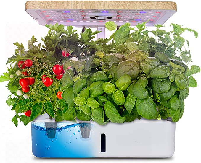 Moistenland Hydroponics Growing System - Best For Seed Pods