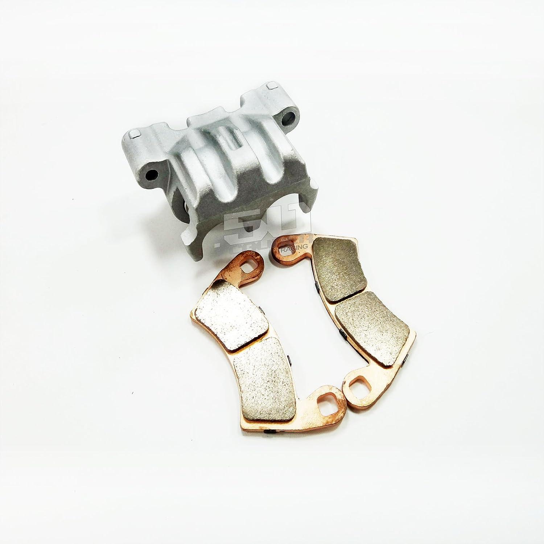 Amazon.com: Dual Piston Brake Caliper with Pads Front Right for 2011-2017 Polaris RZR XP900 and 2014-2017 Polaris RZR XP1000: Automotive