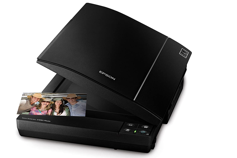 Epson Perfection V330 - Escáner (216 x 297 mm, 4800 х 4800 ...