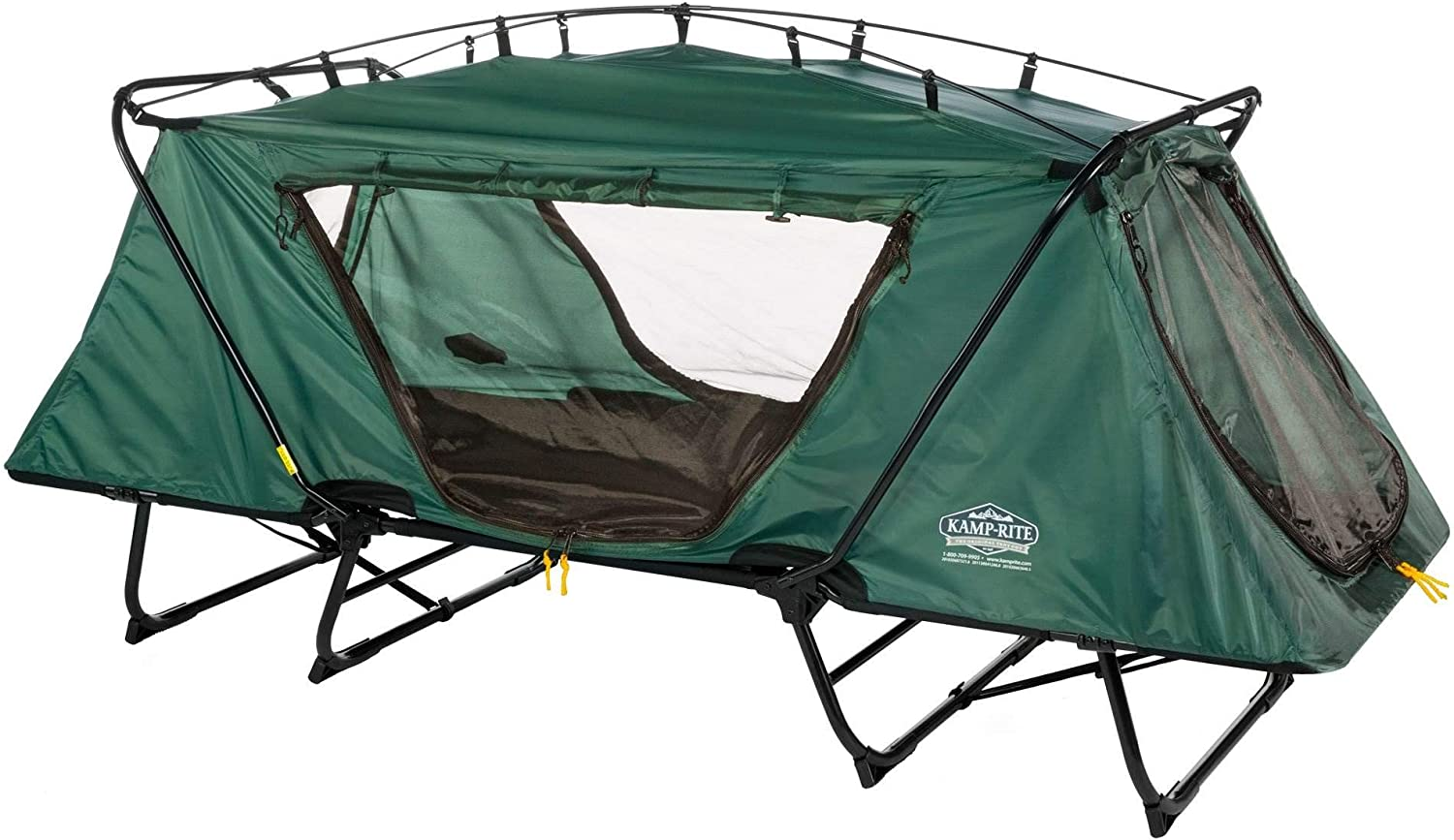 Kamp-Rite Oversize Tent Cot – Most Functional & Well-Designed Tent