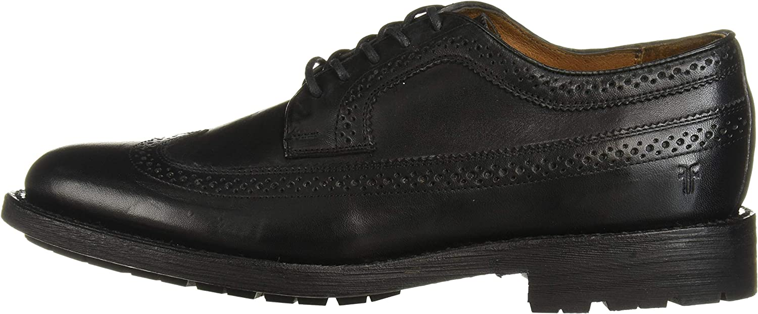 Frye Mens Bowery Wingtip Oxford