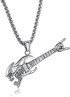 fczdq 316L acero inoxidable guitarra música rock cantantes para ...