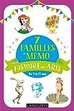 Histoire des arts - jeu des 7 familles