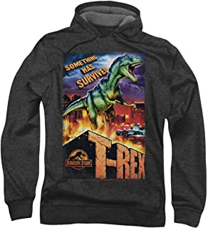 Jurassic Park Mens Rex In The City Sweater