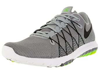 3ce5bb73245f ... promo code for nike flex fury 2 low sneakers men shoes grey black  819134 002 size