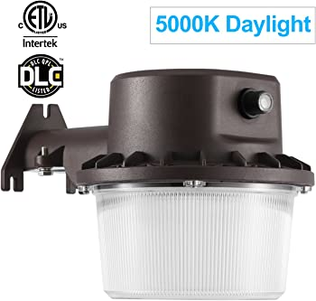 Kohree Led Barn Light Dusk to Dawn Outdoor Yard Light