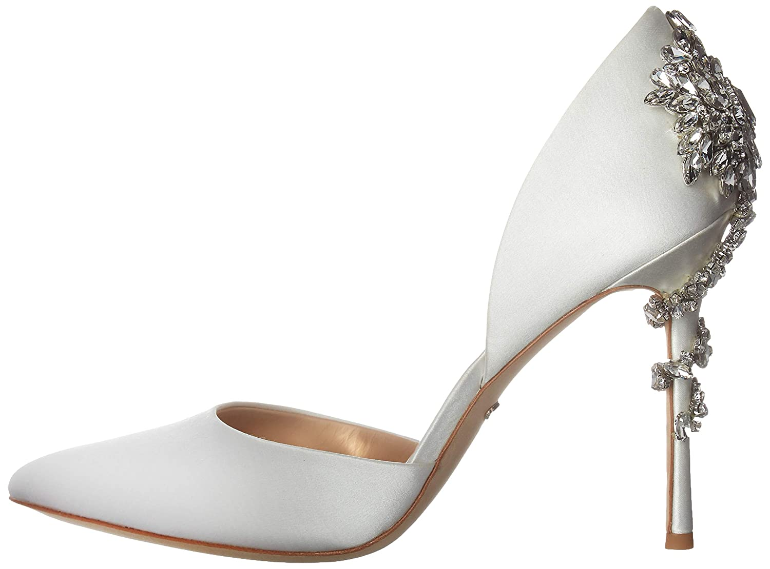 Badgley Mischka Womens Vogue Pump