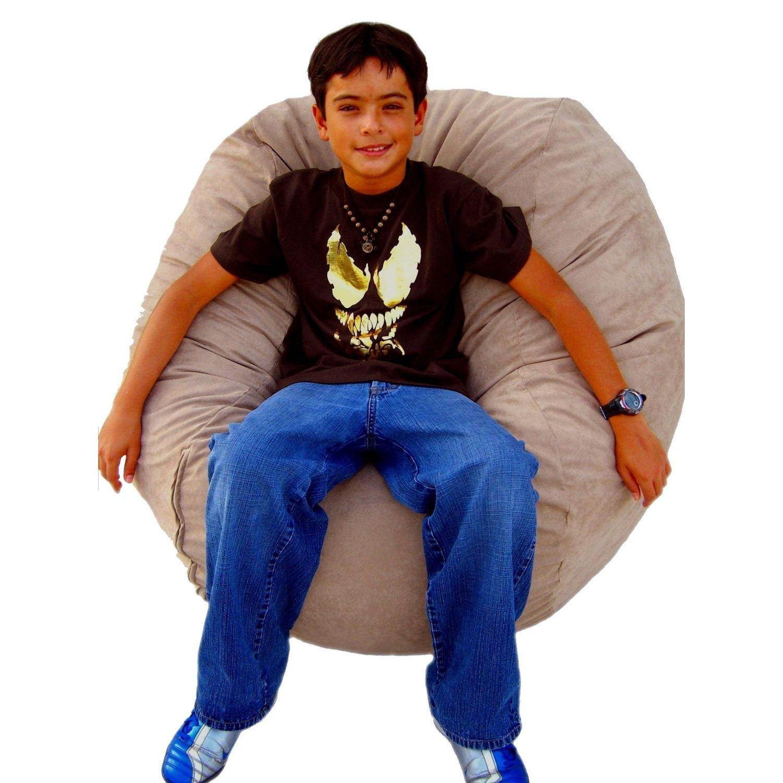 Cozy Sack 3-Feet Bean Bag Chair, Medium, Buckskin
