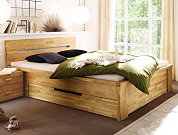 Stauraum Bett 160×200