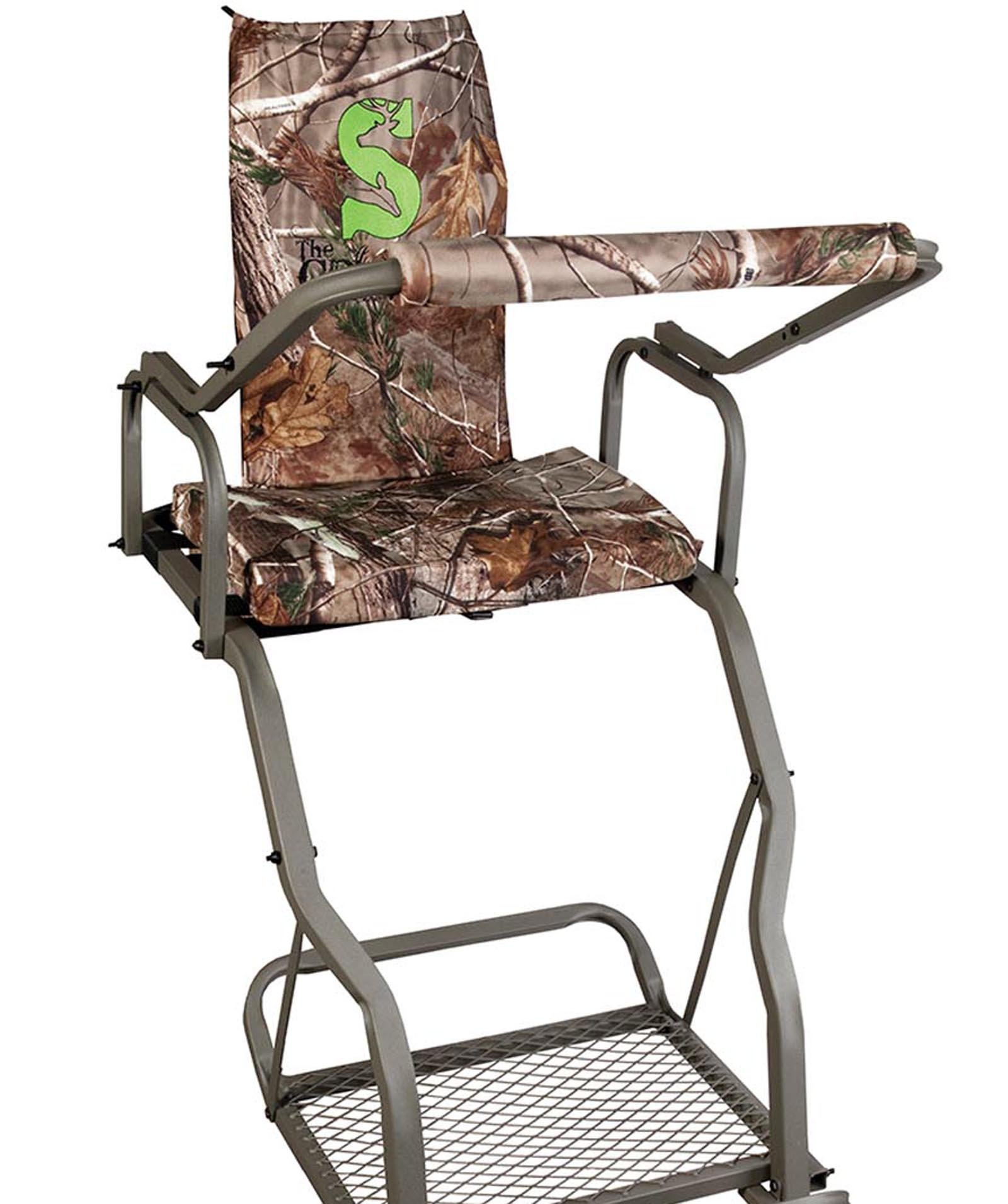 Summit Solo Deluxe Ladder Stand by Summit Treestands (Image #2)