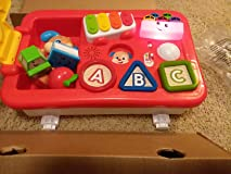 Great gift idea. Love the 3 different levels that encourage learning.