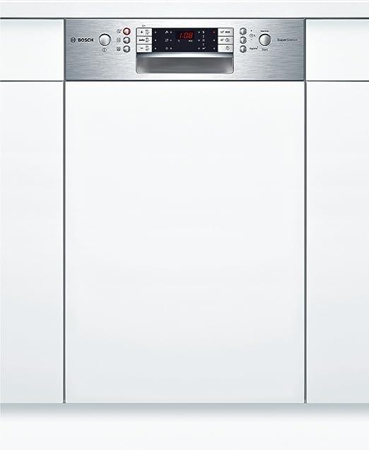 Bosch SPI69T55EU lavavajilla - Lavavajillas (A + +, 0.75 kWh, 9 L ...