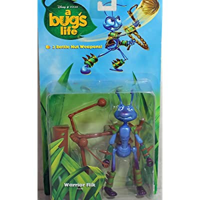 A Bug's Life Flik (Warrior) from Action Figure: Toys & Games