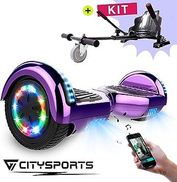 Citysports Balance Board 6 5 Pulgadas Self Balance Scooter