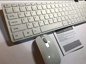Teclado inalámbrico y Ratón para Panasonic TC-P60ZT60 Viera 60 Class ZT60 Smart TV: Amazon.es: Electrónica