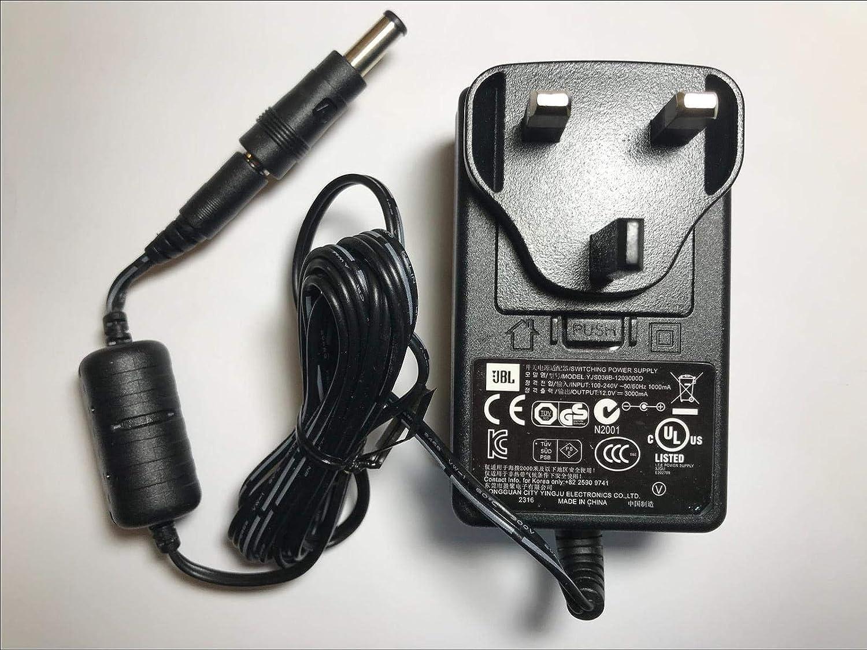 12V 3.0A Mains AC-DC Adaptor Power Supply for LG Flatron Monitor E2350VR-SNV