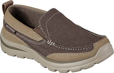 Skechers Relaxed Fit Superior ... Milford Men's Slip-On Casual Shoes zhQyQE