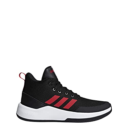 low priced b76d0 4f957 adidas Speed End2end, Scarpe da Basket Uomo, Nero CblackScarleFtwwht,