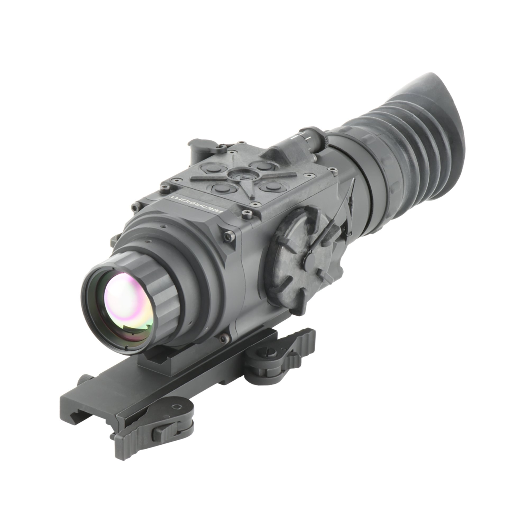 Armasight by FLIR Predator 336 2-8x25mm Thermal Imaging Rifle Scope with Tau 2 336x256 17 micron 30Hz Core by Armasight