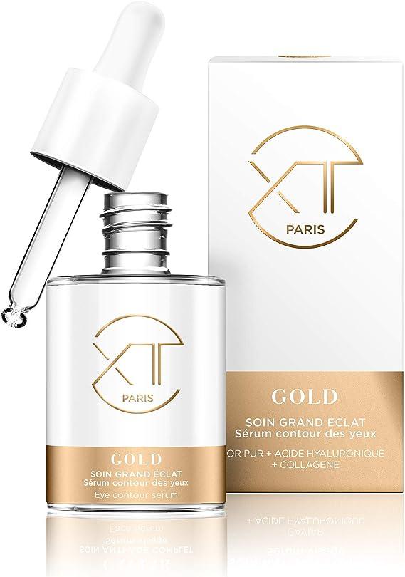 XT PARIS - Colección XT GOLD - Sérum contorno de ojos ...