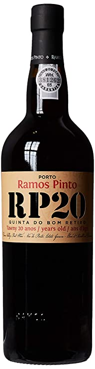 2ece95d4a Ramos Pinto 20 Years Quinta Do Bom-Retiro Tawny Port Wine, 75 cl:  Amazon.co.uk: Grocery
